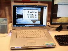Vista上市 戴尔电脑展台一览