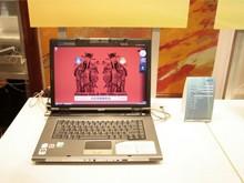 Vista上市 Acer电脑展台一览