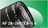 AF 28-200/3.8-5.6 XR Di