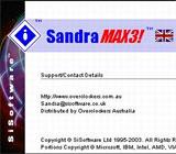 Sisoftware软件测试