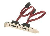USB PLUS转接挡板