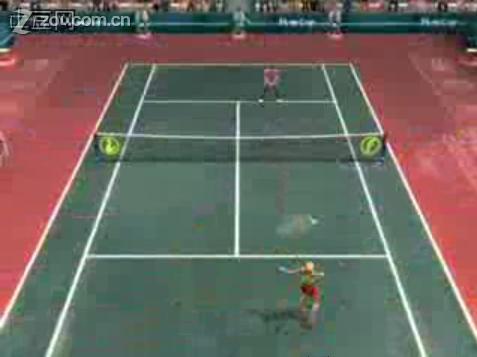 网球宣传视频