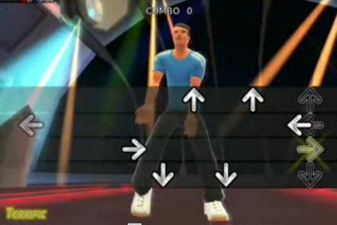舞蹈训练演示