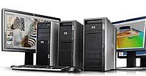 惠普Z800、Z600、Z400三款Z系列工作站