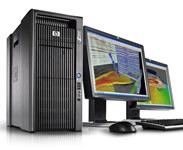 HP Z800:无可比拟的性能和扩展性