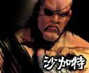 《街头霸王4》角色出招表——沙加特