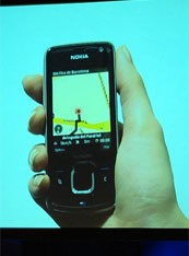 3GSM直击 诺基亚发布N96/N78等7款新品
