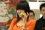 苹果和MM哪个更好看
