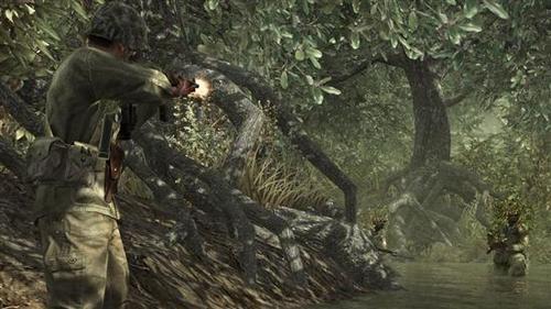 丛林遭遇战