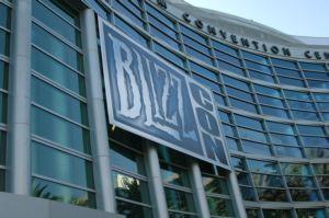 巨大的BlizzCon标志