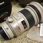 佳能 国行EF200mm F2.0L IS 220L