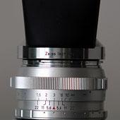蔡司 M42后口蔡司牛眼50 F2