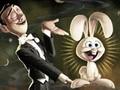 迪士尼 魔术师和兔子
