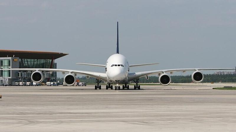 涨知识:认识民航飞机庞大的发动机